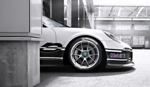 Video 2013 Porsche 911 GT3 Cup Previewed