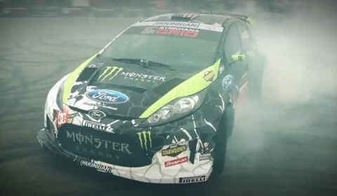Video Gymkhana GRiD Final in United Kingdom