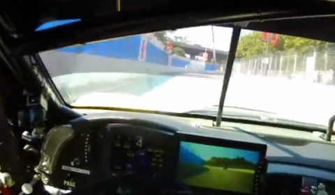 Video Ride Shotgun with Tommy Milner in His Corvette C6.R Racer