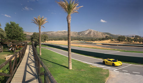 RSR Nurburg package at Ascari Race Resort and Circuit Portimao