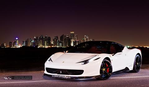 Gallery: Oakley Design Ferrari 458 Italia