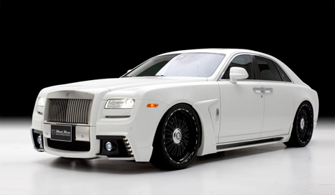 Rolls Royce Ghost Black Bison by Wald International