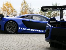 For Sale: Two McLaren MP4-12C GT3's by Gemballa Racing