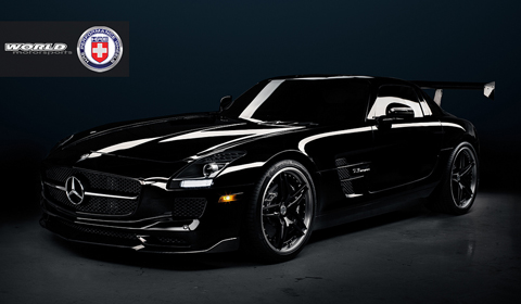 Mercedes-Benz SLS AMG Twin-Turbo by World Motorsports