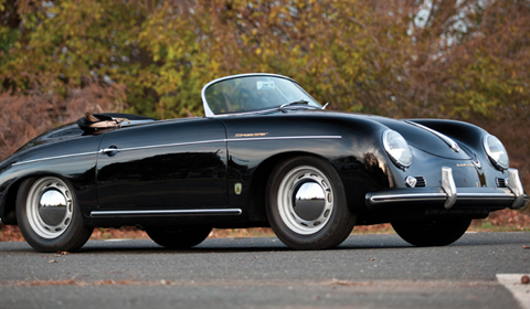 For Sale: Rare Porsche 356 Speedster at RM Auctions