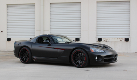 2010 Dodge Viper by Superior Auto Design