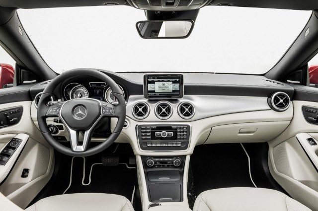 Official: 2014 Mercedes-Benz CLA250