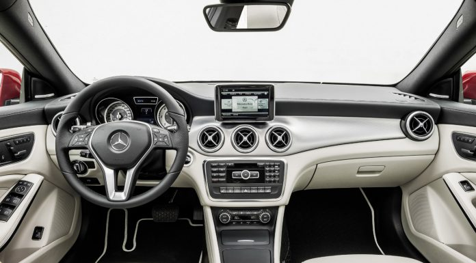 Official: 2014 Mercedes-Benz CLA250