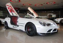 For Sale: 2009 Mercedes-Benz SLR McLaren Roadster 722 S in Dubai
