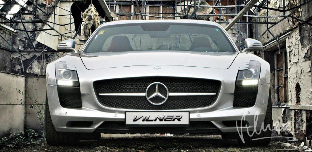 2013 Mercedes-Benz SLS AMG GT by Vilner