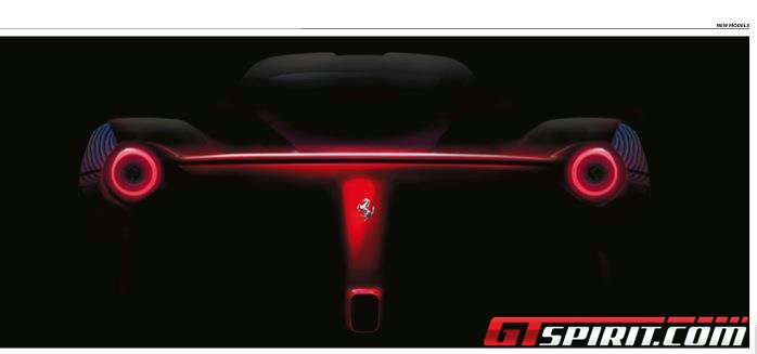 Ferrari F150 to be Previewed Privately This Month; Will Draw Inspiration From 250 LM