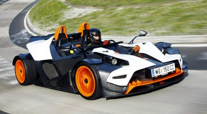 New KTM X-Bow GT Heading to 2013 Geneva Motor Show
