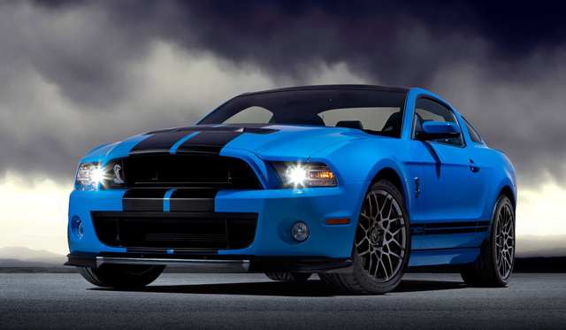 Ford Mustang Tribute to Carroll Shelby to Debut at Detroit?