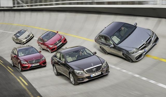 Next-gen Mercedes-Benz E-Class Coupe and Cabriolet Details Emerge