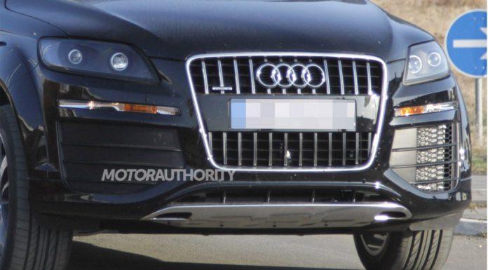 Next-Generation Audi Q7 Could Feature Carbon Fiber Construction