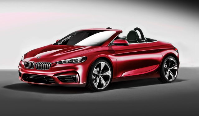 BMW Z2 Roadster Set for 2015