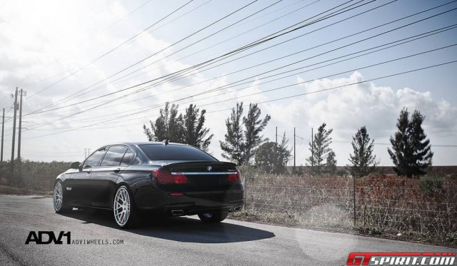 BMW 760Li on ADV.1 Wheels