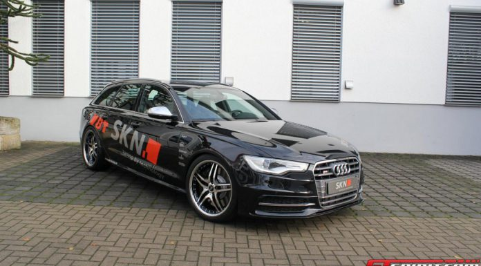 Official: 560hp Audi S6 by SKN