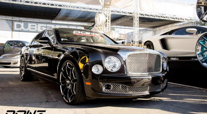 2013 Bentley Mulsanne on Donz Sicily Mono Forged Wheels by Rennen Forged