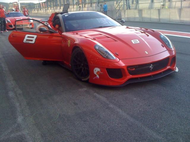 For Sale: $1.6 Million Ferrari 599XX in Manchester, United Kingdom