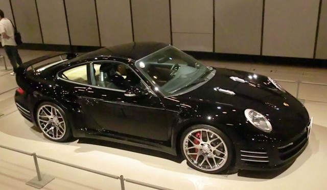 Man Creates Modern-day Porsche 959 From 997 911 Turbo