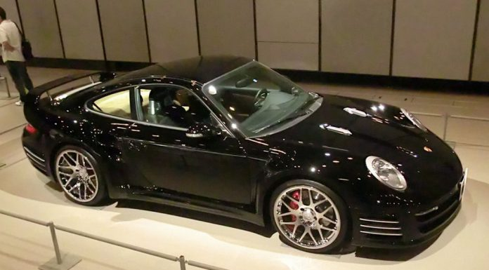 Man Creates Modern-day Porsche 959 From 997 911 Turbo
