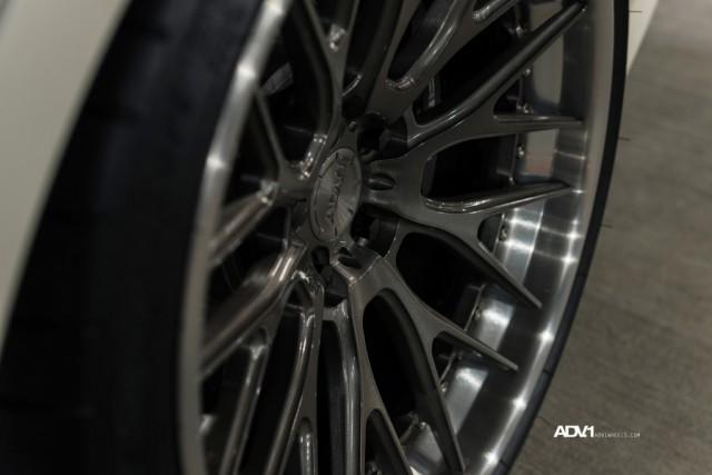Mercedes-Benz CLS63 AMG by Renntech on ADV.1 Wheels