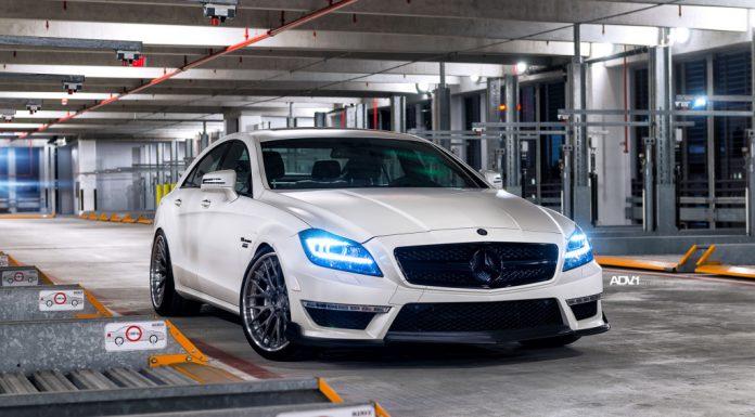 Mercedes-Benz CLS 63 AMG by Renntech on ADV.1 Wheels