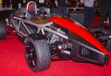 Ariel Atom 3.5 at Autosport International 2013