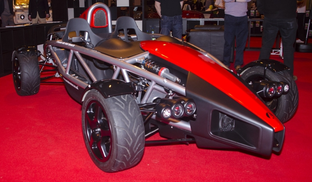 Ariel Atom 3.5 at Autosport International 2013