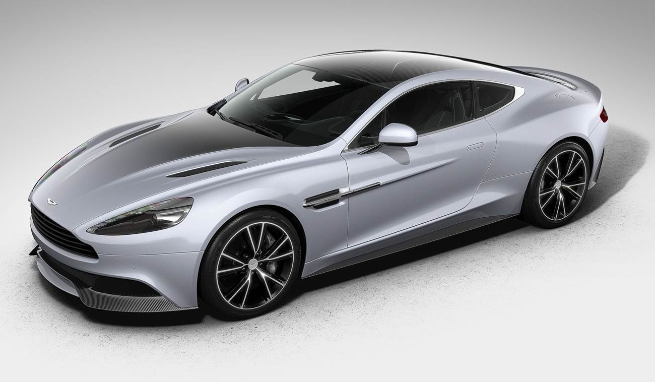 Official Aston Martin Debuts New Limited Centenary