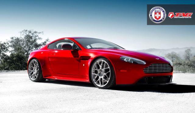 Aston Martin Vantage S by Tag Motorsports