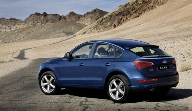 Audi Q6 Render
