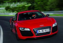 Audi R8 E-Tron Begins Testing Again