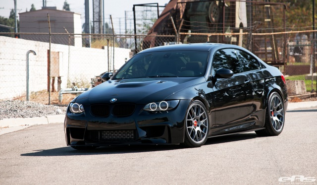 Black Sapphire Wide Body BMW I By Neema GTspirit - Bmw 335i pictures