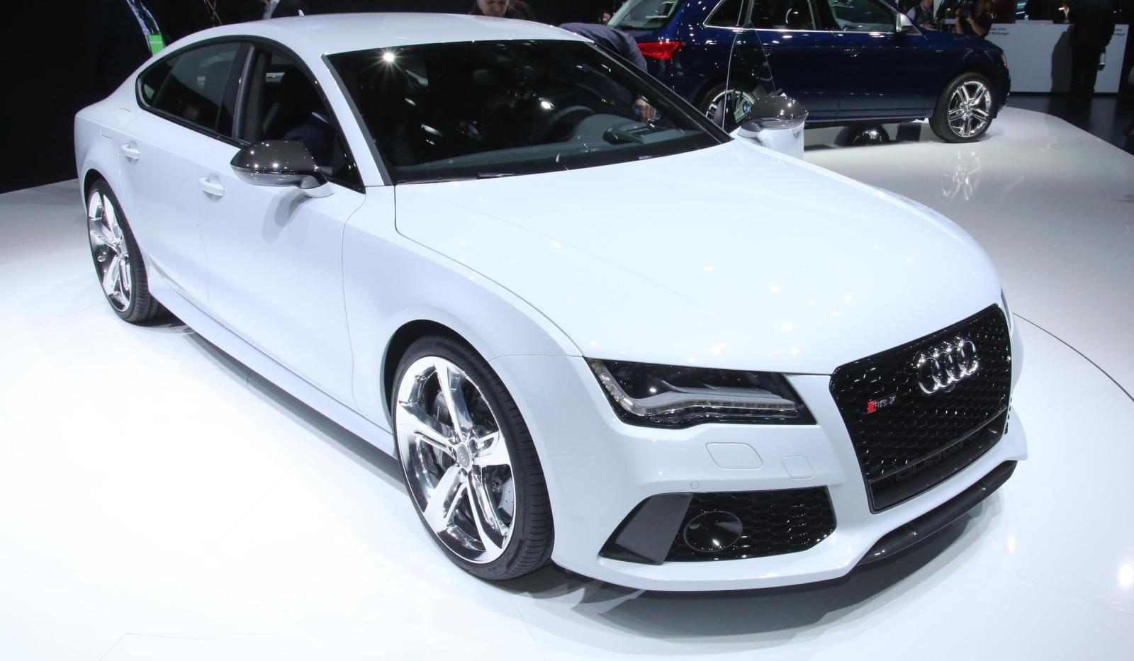 Detroit 2013: Audi RS7 Sportback