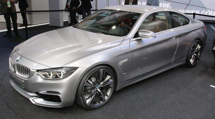 Detroit 2013 BMW Concept 4-Series Coupe
