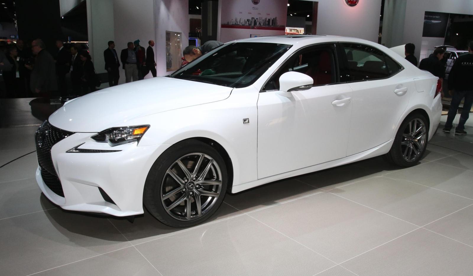 2013 Lexus ISF