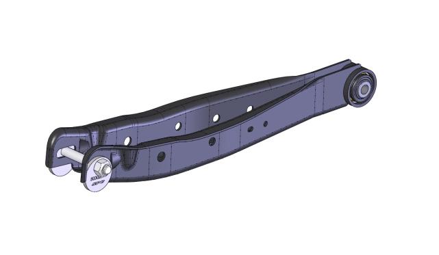 Eibach BRZ Lower Control Arm CAD