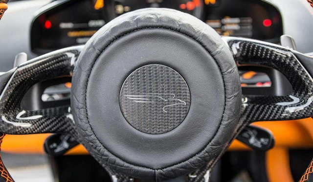 FAB Design Terso 12C Spider Interior
