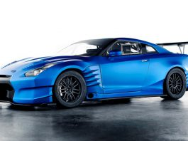 Fast and Furious 6 Nissan GTR