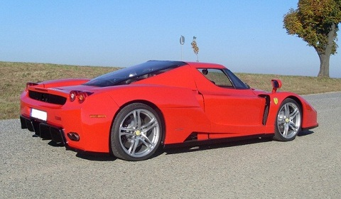 for sale ferrari enzo replica with bmw v12 gtspirit. Cars Review. Best American Auto & Cars Review
