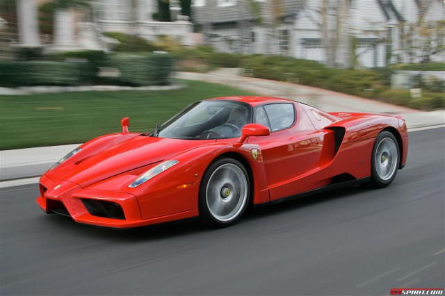 Road Test: Ferrari Enzo