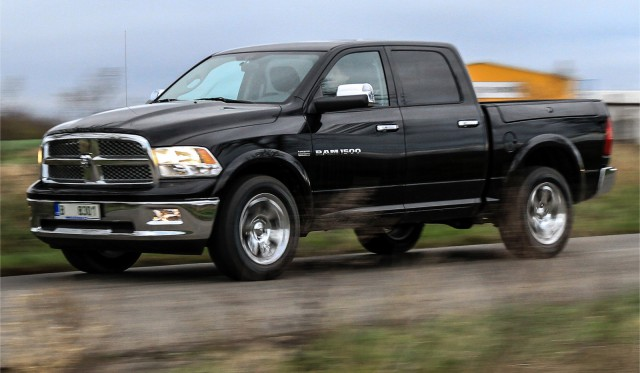 First Drive RAM 1500 Laramie Edition