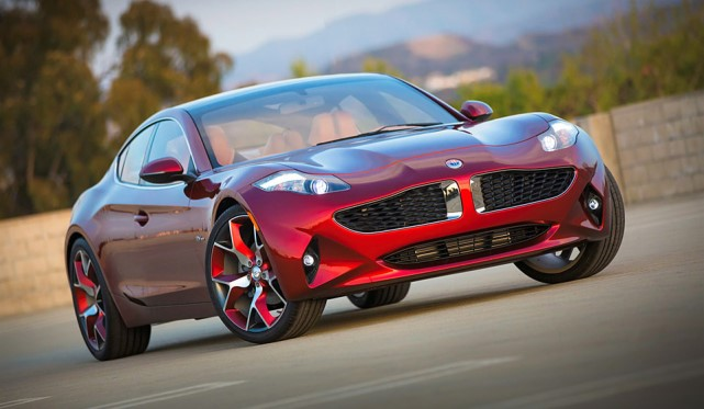 Fisker Automotive out in China to Find Partners