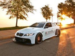 GTHAUS Wide Body BMW E92 M3