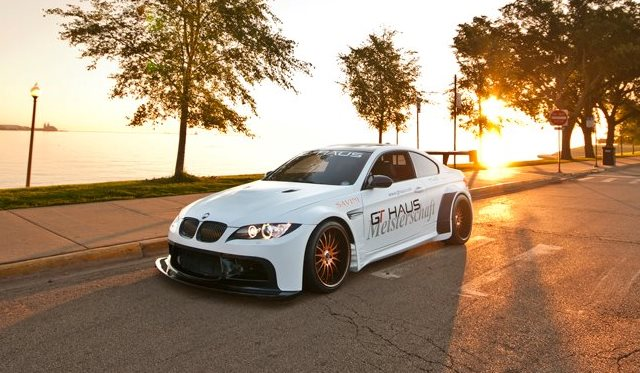 GTHAUS Wide Body BMW E92 M3
