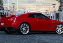 Nissan GT-R on HRE S101 Wheels by Jotech Motorsports