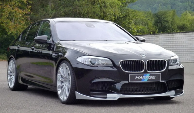 Official: Hartge BMW F10 M5