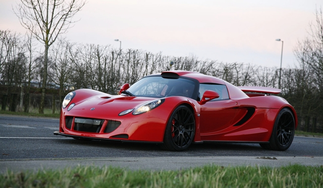 For Sale: Hennessey Venom GT